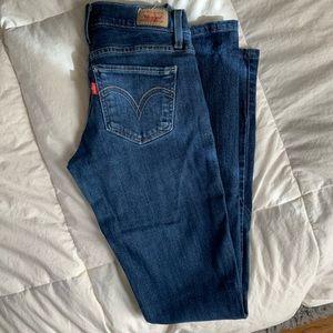 524 Levi's Skinny Jeans